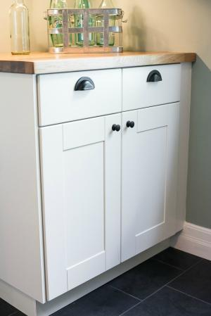 Modern Twist Cabinetry and Flooring