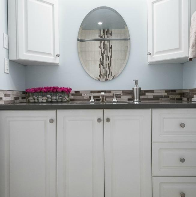 Cove Bathroom Renovation Ottawa – vanity