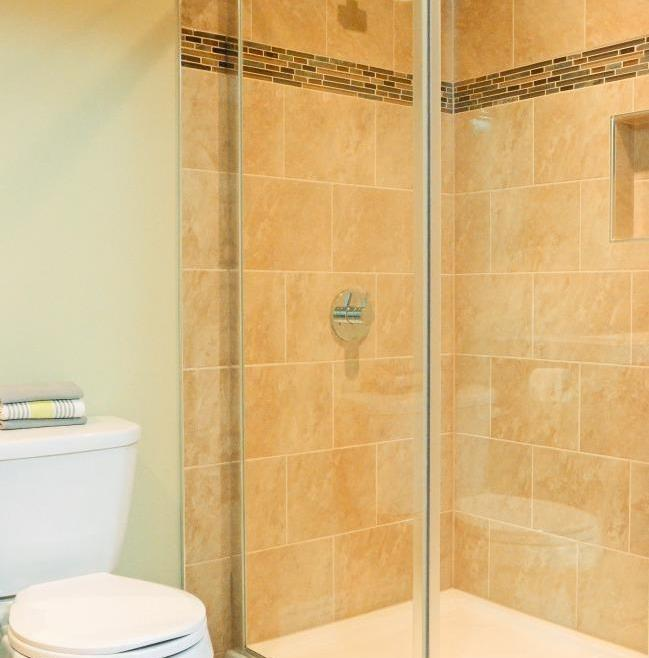 Harmony Accessible Bathroom Renovation Ottawa – Shower