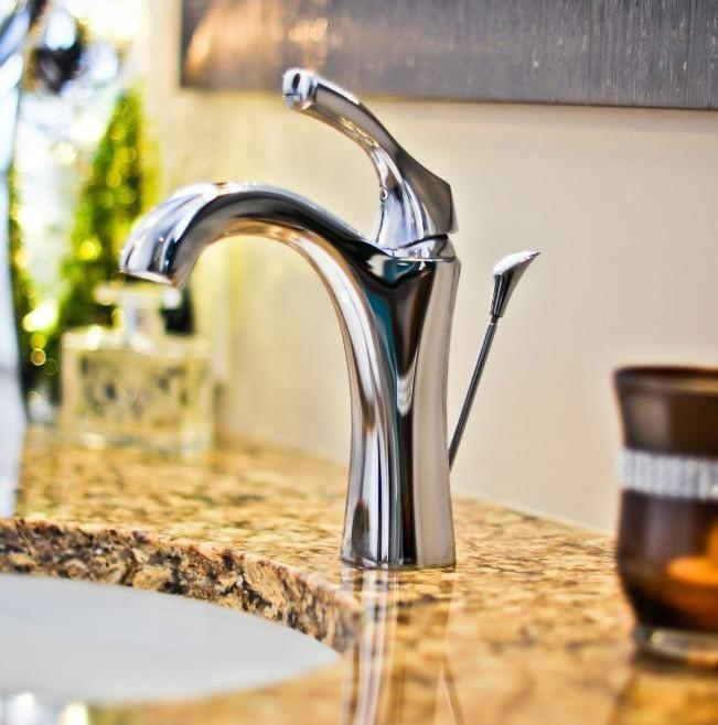 Intrepid Bathroom Renovation Ottawa – Vanity Faucet