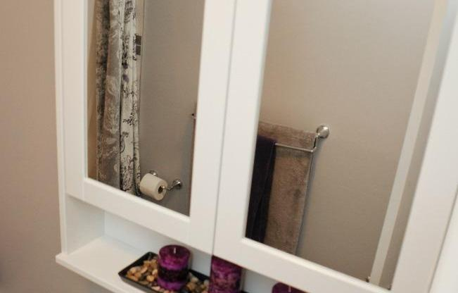 Modest Bathroom Renovation Ottawa – Bathroom Mirror
