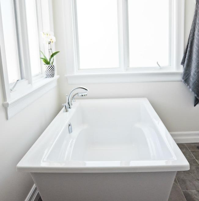 Radiance Bathroom Renovation Ottawa – natural lighting