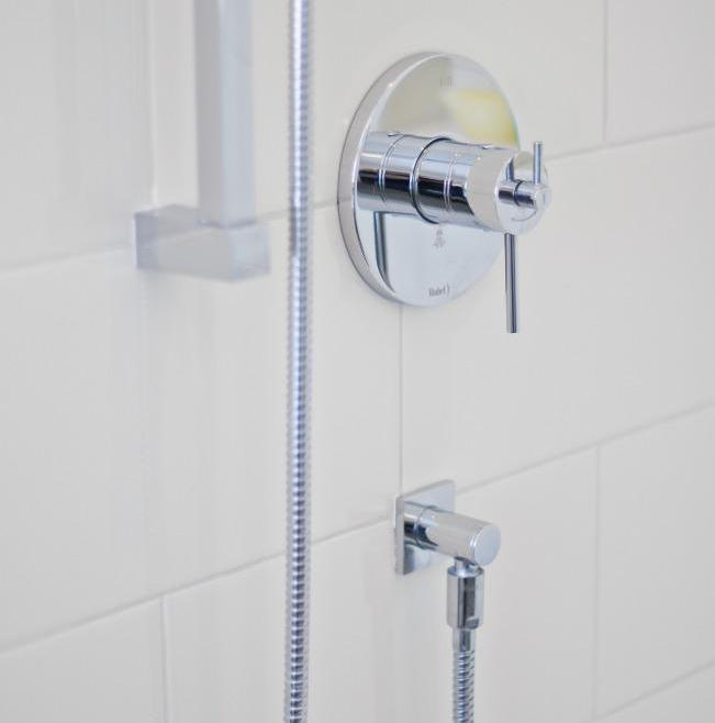 Radiance Bathroom Renovation Ottawa – shower hardware