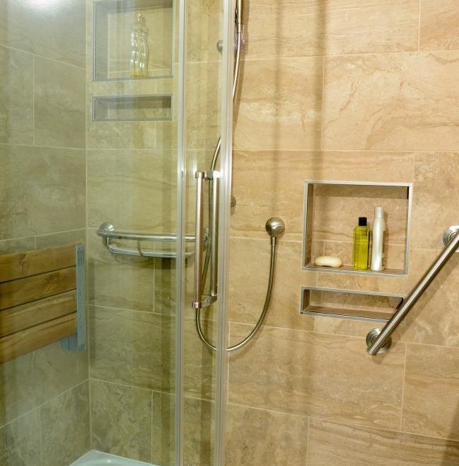 Structure Bathroom Renovation Ottawa – Age-at-home Features
